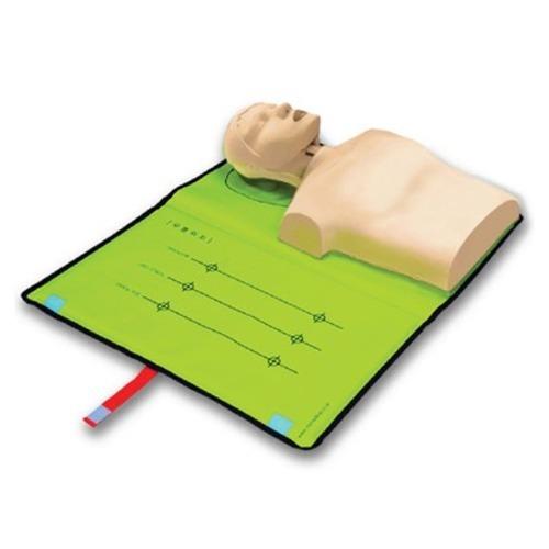 M 심폐소생술매트 CPR 전용매트 인쇄형 - 실습 CPR매트
