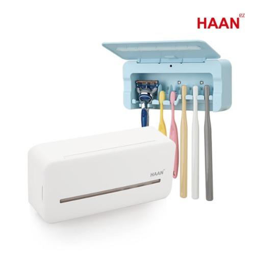 M HAAN 가정용 유선 듀얼 칫솔살균기 HT-4900U