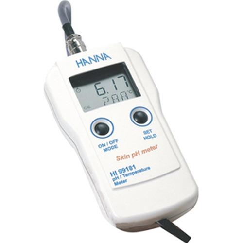 M 한나 피부 pH측정 HI-99181-pH측정기