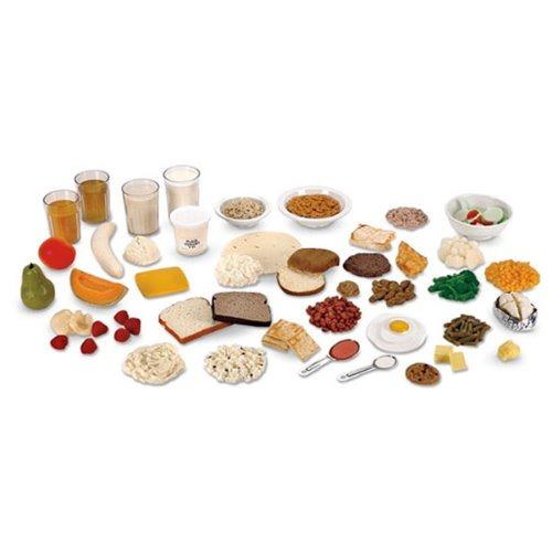 M NASCO 다이어트식품모형 WA20343 - 비만교육용