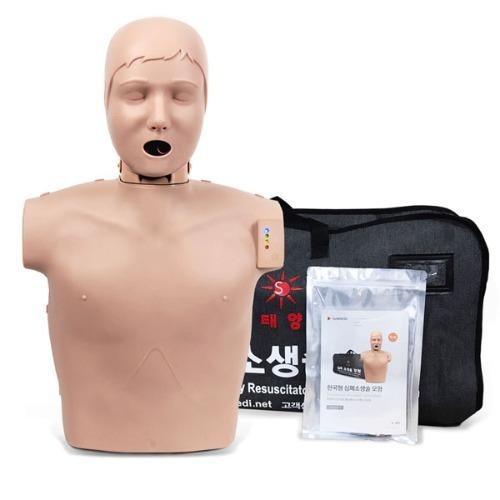 M 태양 CPR 실습마네킹 써니 불빛형 - 심폐소생술 모형