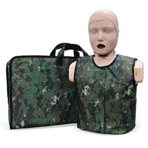 M 태양 CPR 실습마네킹 써니 불빛형(예비군) - 심폐소생술 모형