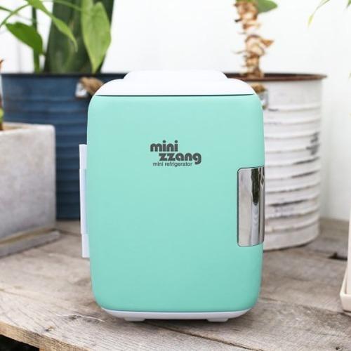 M 미니 냉장고 4리터 MZ-04 냉온장고 화장품냉장고