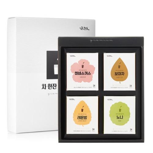 M 남도농산 스틱4종 선물세트 - 티백차세트