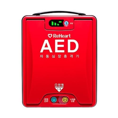 M 나눔테크 자동 제세동기 NT-381 - AED 심장충격기