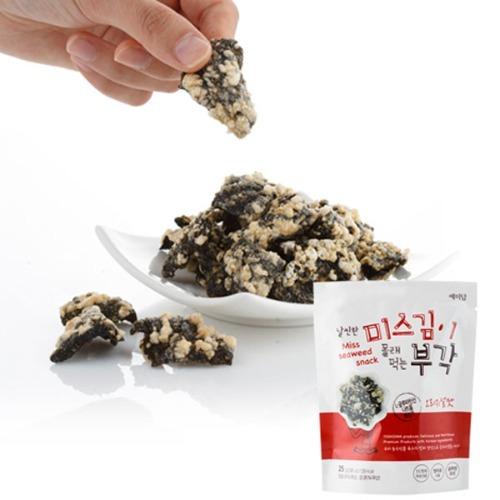 M 날씬한 미스김이 몰래먹는 부각 11봉 - 김부각