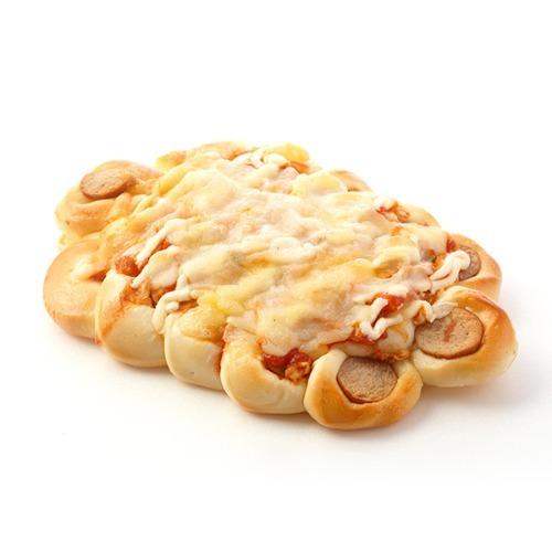 M 마더쿠키 피자빵 130g x 3개 - 건강한빵