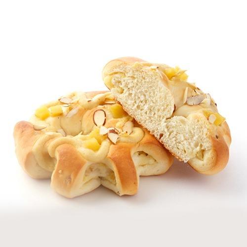 M 마더쿠키 고구마크림치즈빵 120g x 3개 - 건강한빵