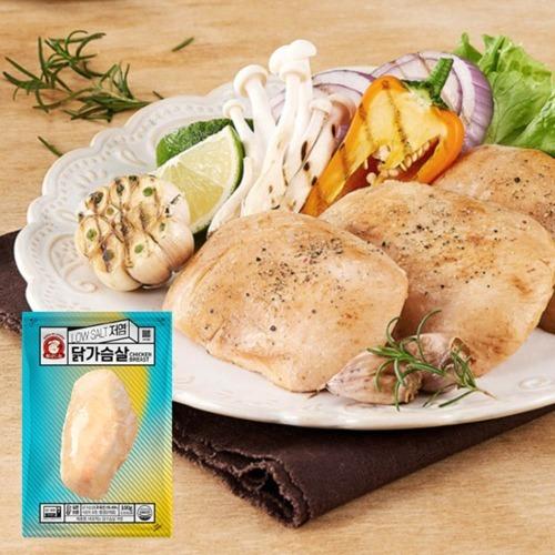 M 바로드숑 바로먹는 저염 닭가슴살 100g x 1팩