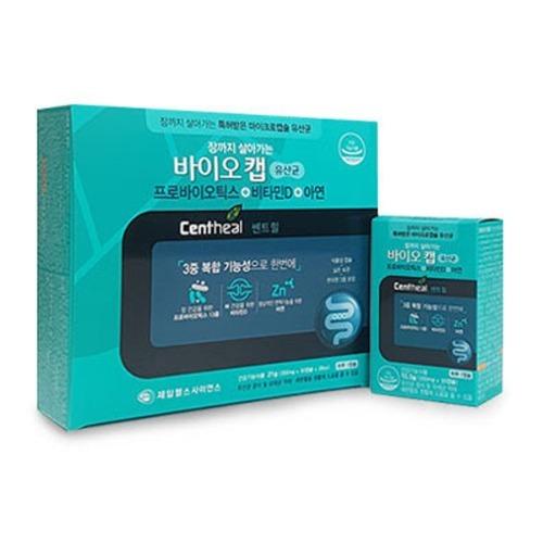 M 쎈트힐 바이오캡 유산균 성인용 60캡슐