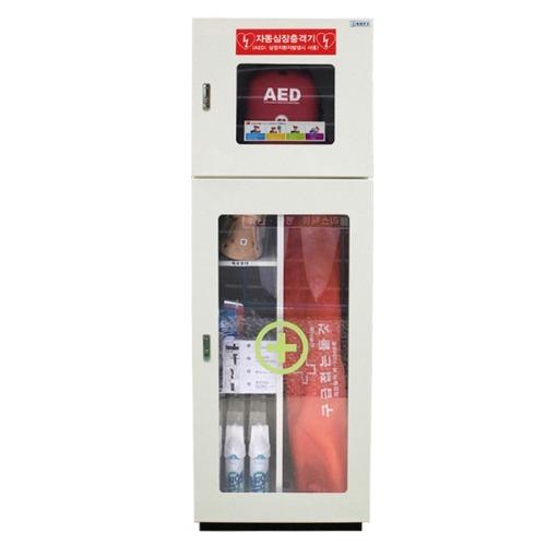 M 철제 제세동기 보관함 JI-AED16- AED보관