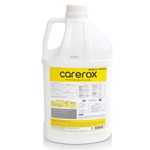 M 케어록스 살균소독제 4L x 4통 - 살균소독수 살균제