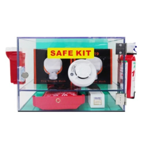 M 화재대응 비상기구세트 세이프키트 JI-A25 - 대피용품