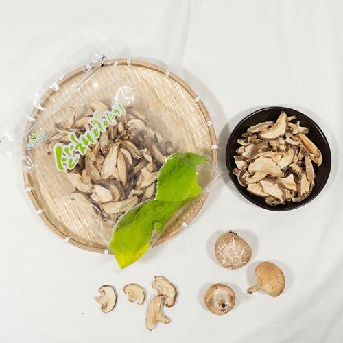 M 못난이 표고버섯 슬라이스 100g