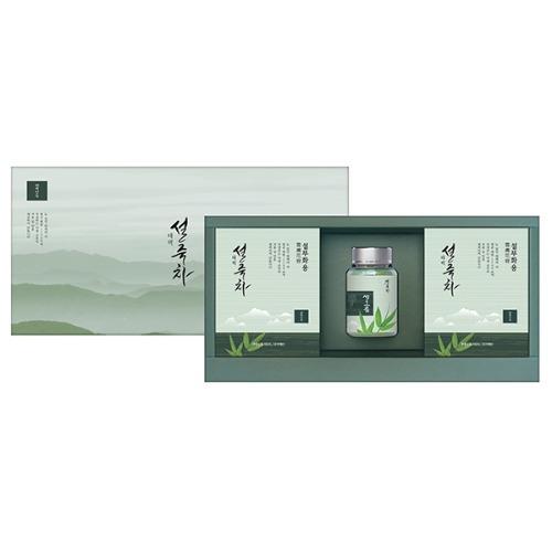 M 태백 설죽차 선물세트 (분말포함) - 티백세트