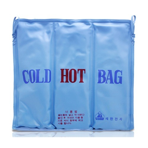 M 새한 3단 냉온찜질팩 1개 - 핫팩 냉팩
