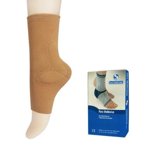 M 헤인즈쉬빌러 의료용 복숭아뼈 압박패드 - 발목보호대