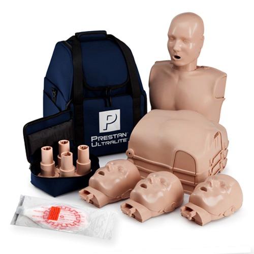 M 프레스탄 심폐소생마네킹 울트라라이트 4P 단순형 PP-ULM-400 - CPR실습 보건교육