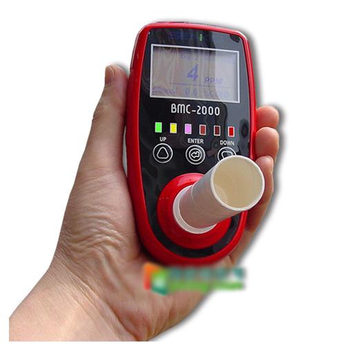 M [SENKO] 센코 흡연측정기 BMC-2000(마우스피스 100개포함)